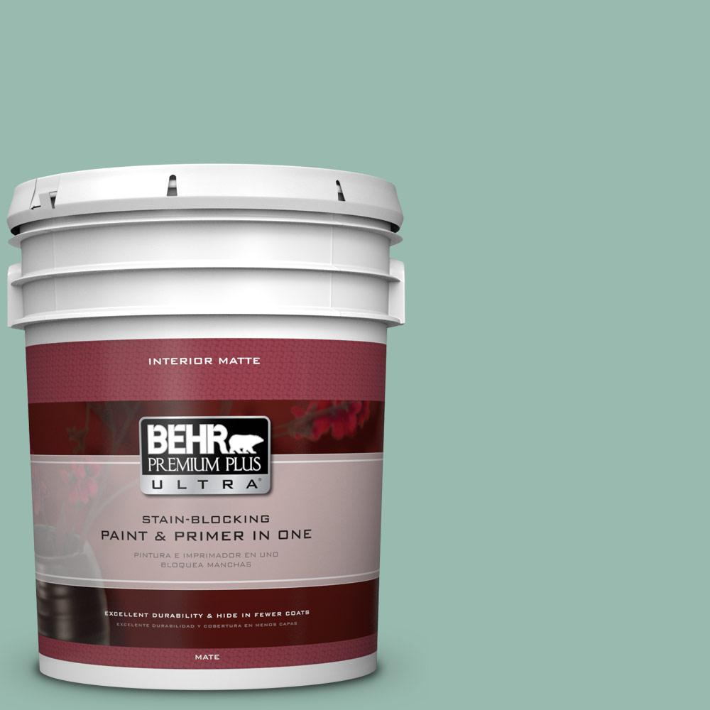 5 gal. #M430-4 Sunstone Matte Interior Paint