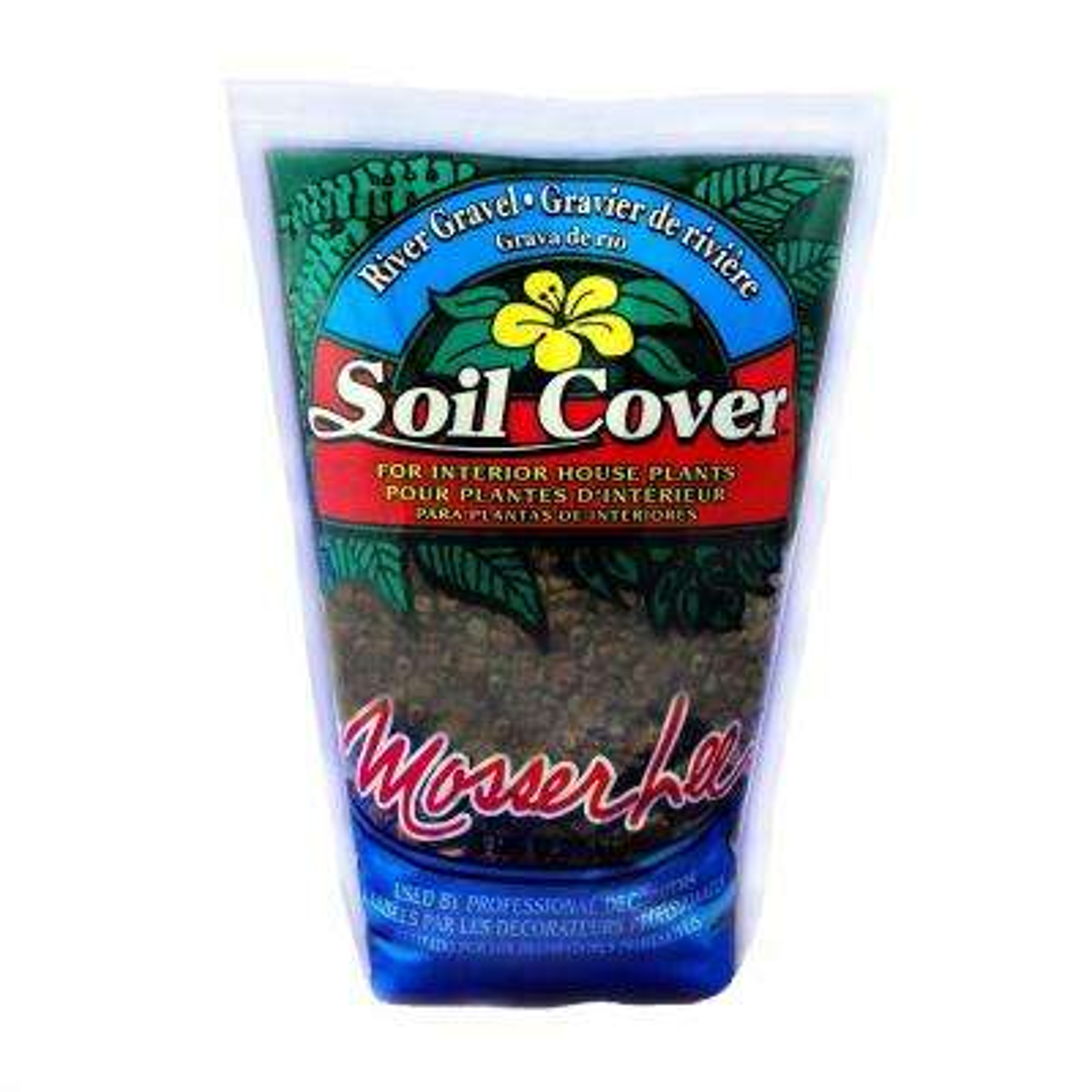 Decorator 0.04 cu. ft. 5 lb. River Gravel Soil Cover Bag