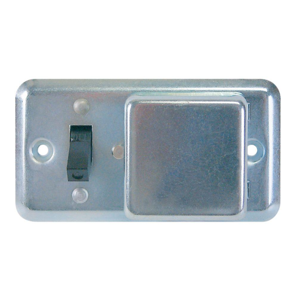 Cooper Bussmann Plug Fuse Box Cover Unit