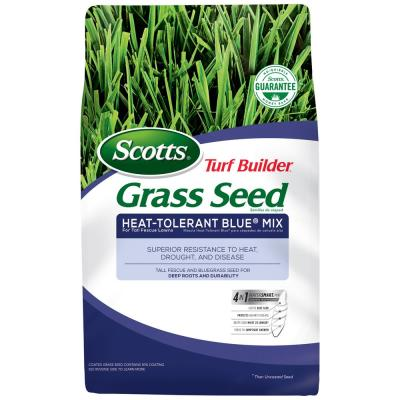 Turf Builder 20 lbs. Heat-Tolerant Blue Mix Grass Seed