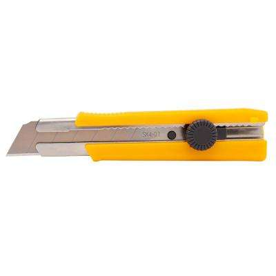 25 mm Dial Lock Snap Knife