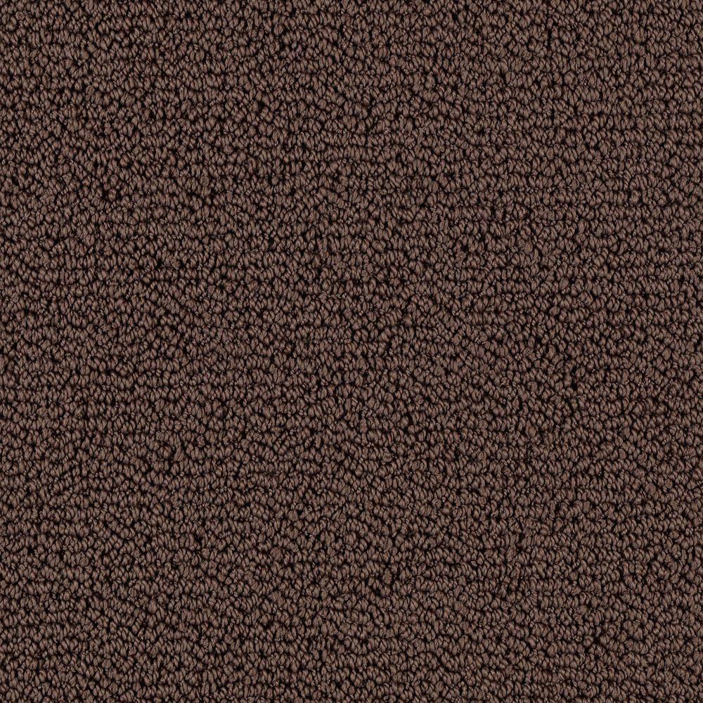 Platinum Plus High Plains - Color Root Beer 12 ft. Carpet