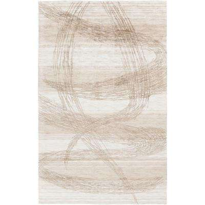 Sulby Beige 2 ft. x 3 ft. Indoor Area Rug