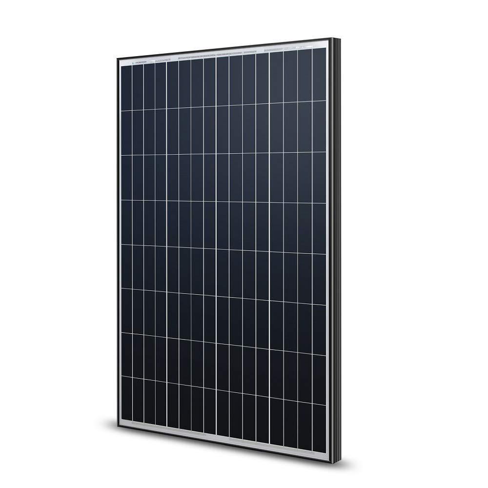 100-Watt 12-Volt Monocrystalline Solar Panel