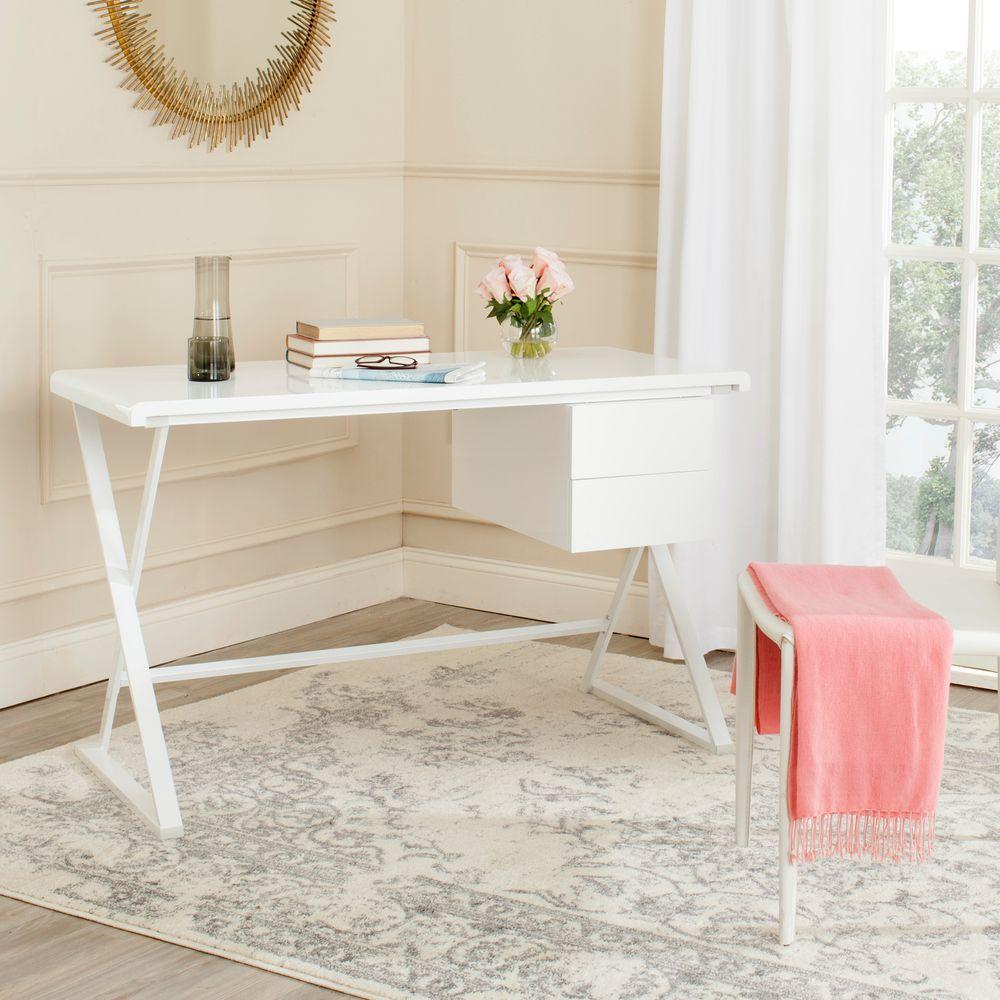 Watkins White Desk