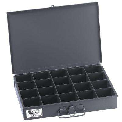 13-5/16 in. 20-Compartment Storage Small Parts Organizer