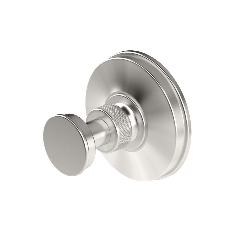 Montgomery Single Robe Hook in Satin Nickel
