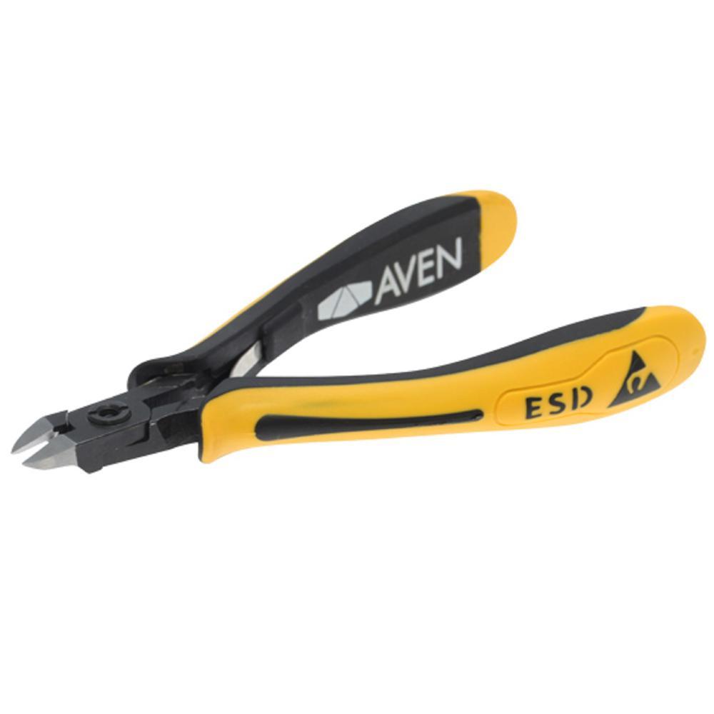 Accu-Cut Oval Relief Head Cutter Flush