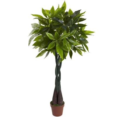 4 ft. Money Plant (Real Touch)