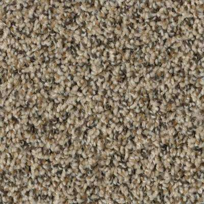 Carpet Sample-Fireworks II -Color Explosion Twist 8 in. x 8 in.