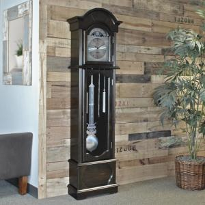 FirsTime 72 inch Espresso Grandfather Clock by FirsTime