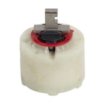 Cartridge with Flow Control for Ceramix Kitchen Faucets