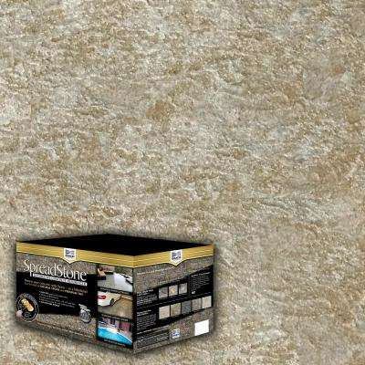 SpreadStone 10 Gal. Sun Ledge Satin Interior/Exterior 400 sq.ft. Decorative Concrete Resurfacing Kit