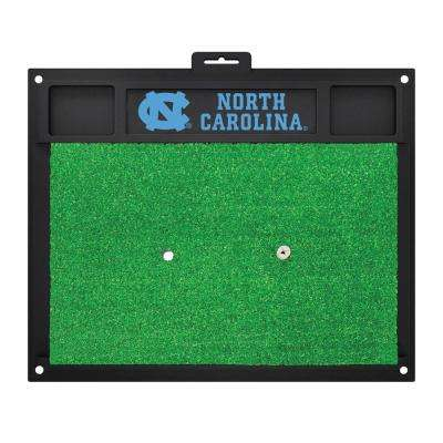 NCAA University of North Carolina - Chapel Hill 17 in. x 20 in. Golf Hitting Mat