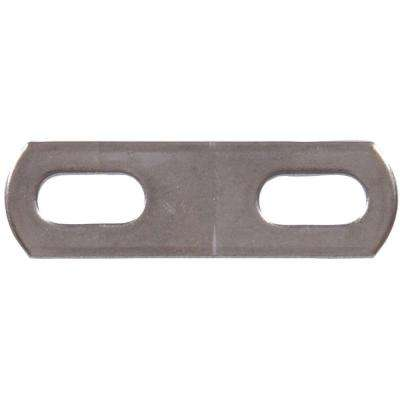 2-1/2 Stainless Steel U-Bolt Plate Only (5-Pack)
