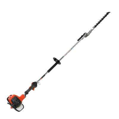 21 in. 25.4 cc Gas Engine Articulating Hedge Trimmer