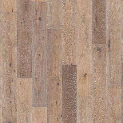 Take Home Sample - Tuscan Oak Engineered Hardwood Flooring - 8-21/32in. x 8 in.