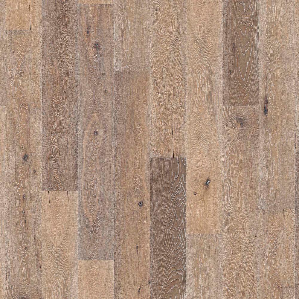 Take Home Sample - Tuscan Oak Engineered Hardwood Flooring - 8-21/32in. X 8 in.