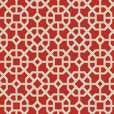 Red Plantation Patterns Hexagon Patio Umbrellas Patio Magnificent Patterned Patio Umbrellas