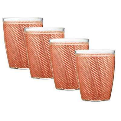 Fishnet 14 oz. Brick Insulated Drinkware (Set of 4)