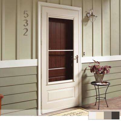 300 Series 3/4 View Self-Storing Storm Door