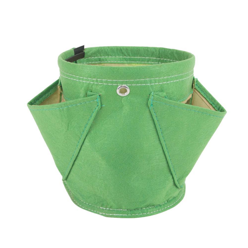 1.5 Gal. Honey Dew Fabric Mini Herb Planter Bag