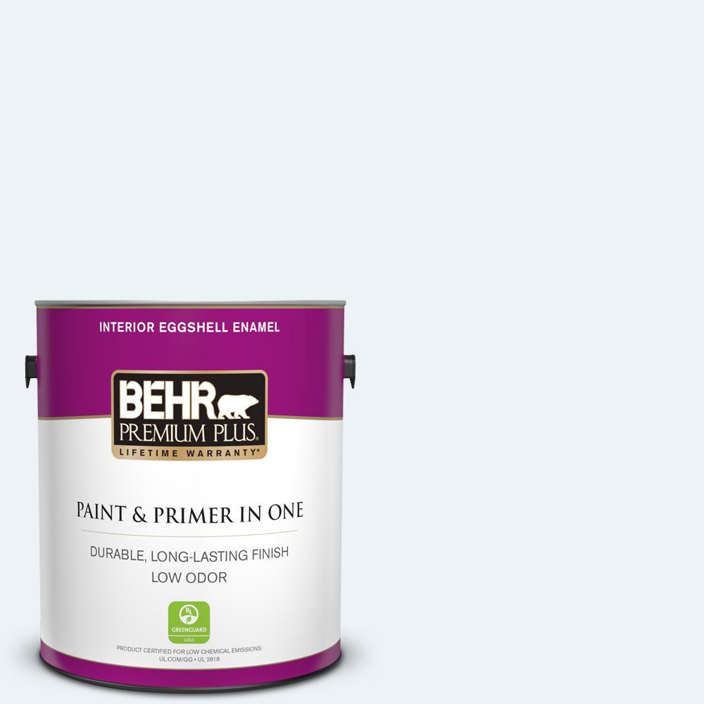 Behr Premium Plus 1 Gal Bl W10 Maui Mist Eggshell Enamel Low Odor Interior Paint And Primer In One 205001 The Home Depot In 2006, home depot bought the chinese home improvement company home way and its 12 by 2012, home depot had totally exited the market. behr premium plus 1 gal bl w10 maui mist eggshell enamel low odor interior paint and primer in one