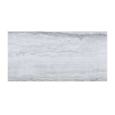 Sienna Grey 12 in. x 24 in. x 10 mm Ceramic Wall Tile (12 sq. ft. / case)