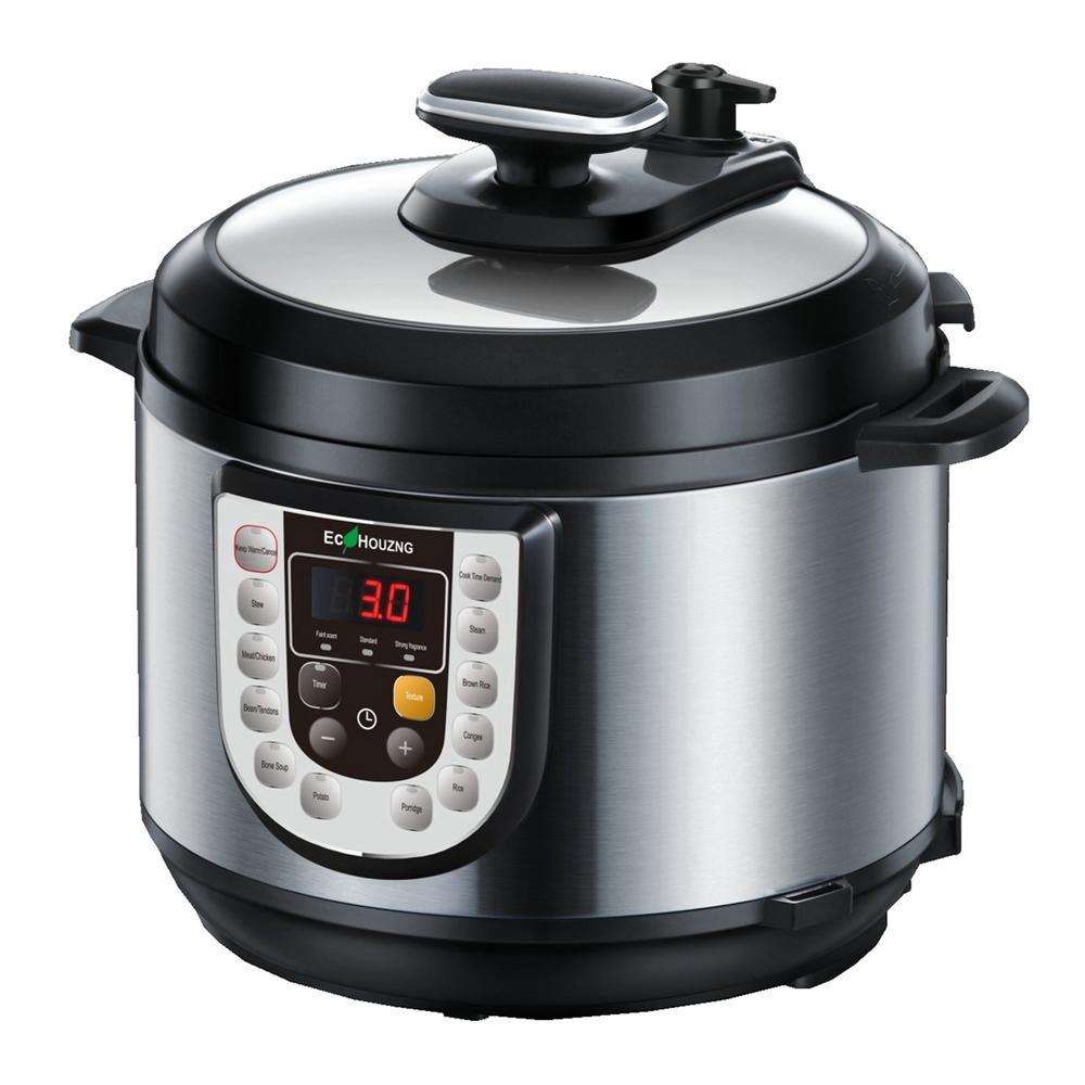 Ecohouzng 6 Qt. Pressure Cooker