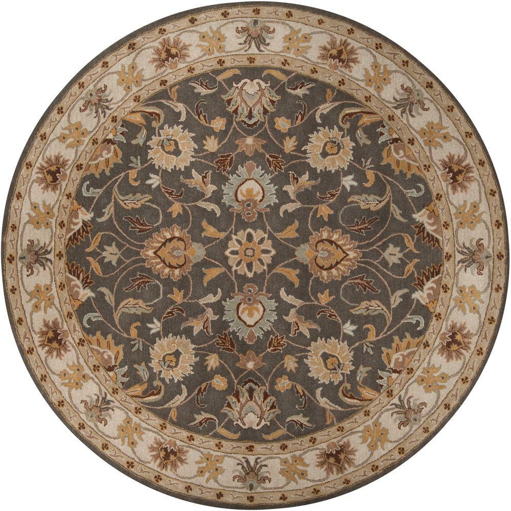 Artistic Weavers John Gold 8 Ft X