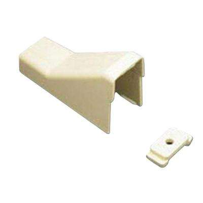 Ceiling Entry and Clip - Ivory (10-Pack)