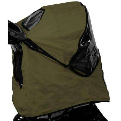 30 in. L x 13 in. W x 22 in. H Weather Cover fits Jogger Stroller PG8400SG