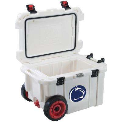 45 Qt. Penn State University Nittany Lions Elite Wheeled Cooler