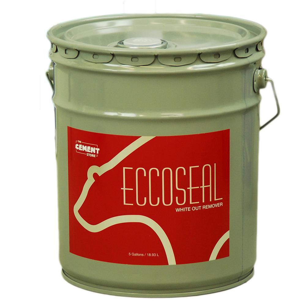 the cement store 5 gal emulsifier and rejuvenator eccosealred white