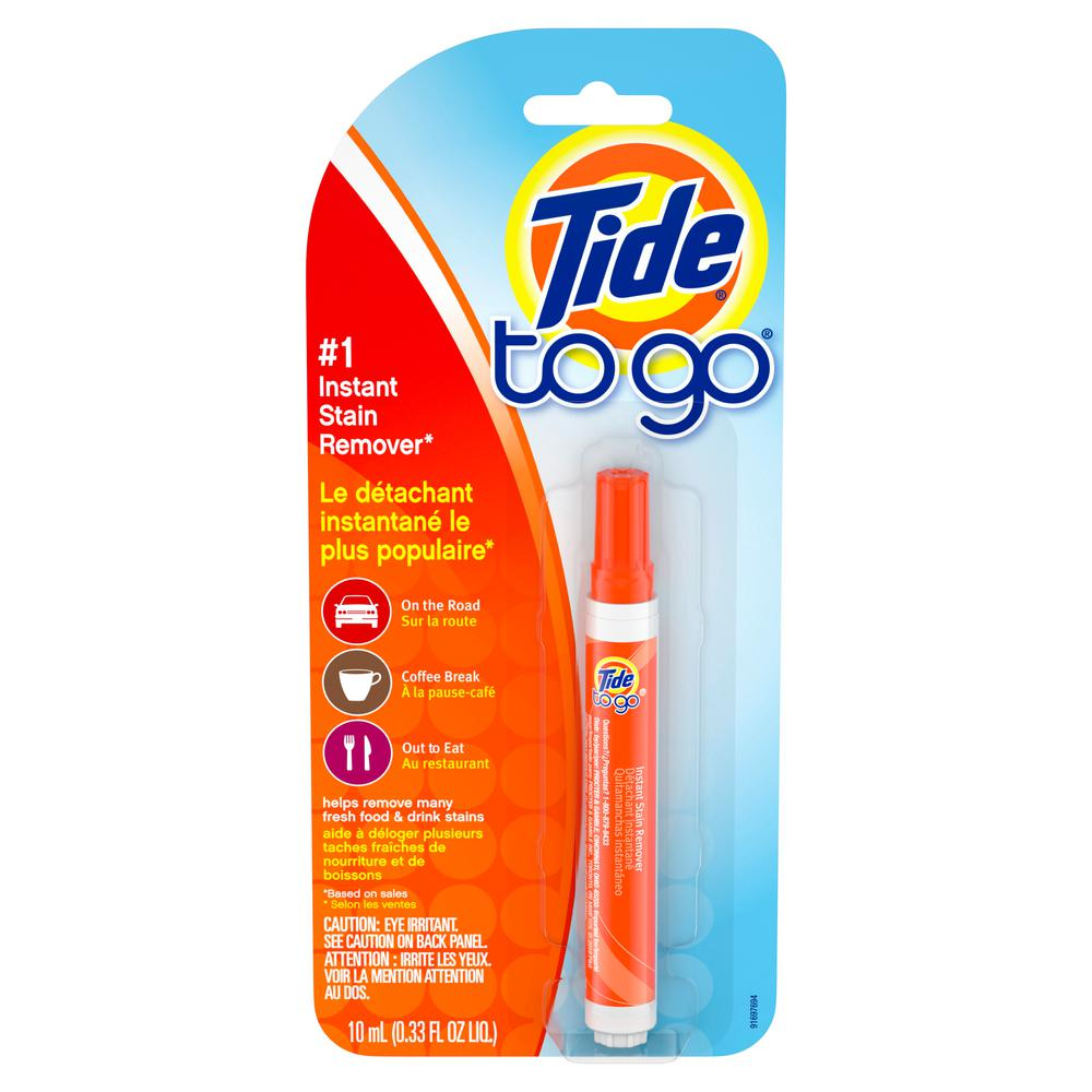 Tide To Go 3 2 Oz Instant Fabric Stain Remover