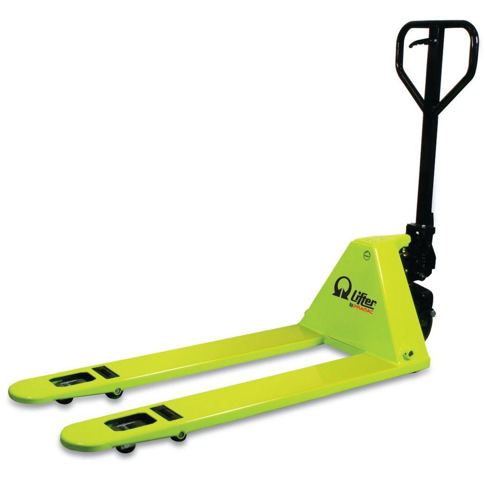 Pramac GS 5,000 lb. 48 in. x 27 in. Low Profile Hand Pallet Truck-DISCONTINUED