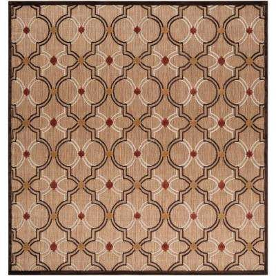 Beige - Square - Outdoor Rugs - Rugs - The Home Depot