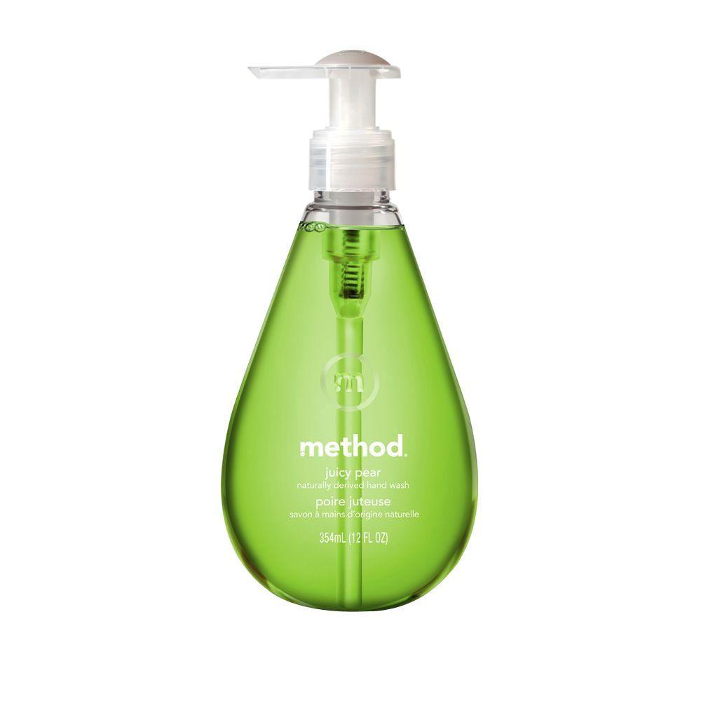 Method 12 oz. Juicy Pear Gel Hand Wash