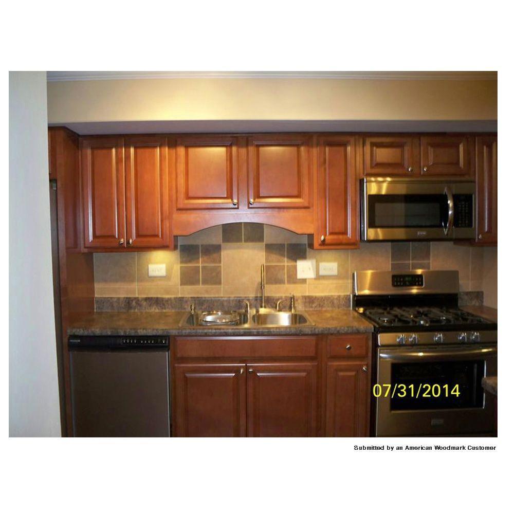 American Woodmark 13x12 7 8 In Cabinet