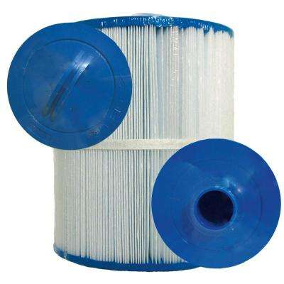 CH Series 6-3/4 in. Dia x 8 in. 50 sq. ft. Replacement Filter Cartridge with Semi-Circular Top Handle