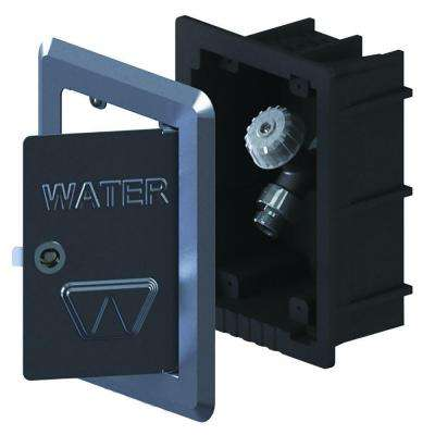 3/4 in. x FPT Mild Climate Modular Wall Box Hydrant with a 34 HF Vacuum Breaker