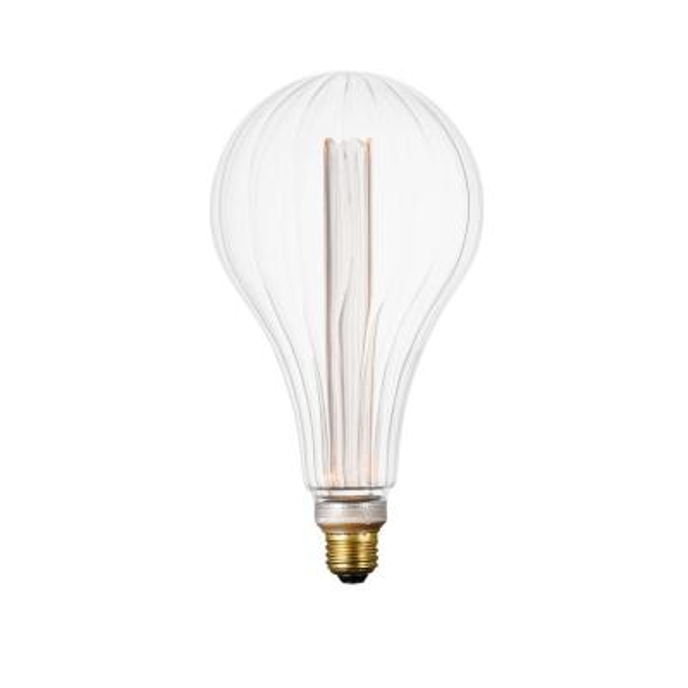 60-Watt Equivalent Dimmable LED E26 S165 CL Classic Pattern Light Bulb