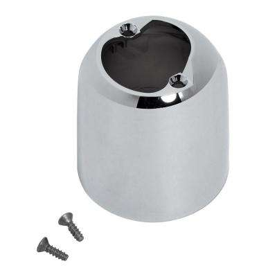 Escutcheon Cap Kit, Polished Chrome