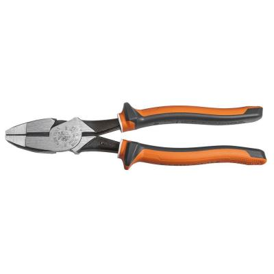 9 in. Electrician's Insulated Heavy Duty Side Cutting Pliers