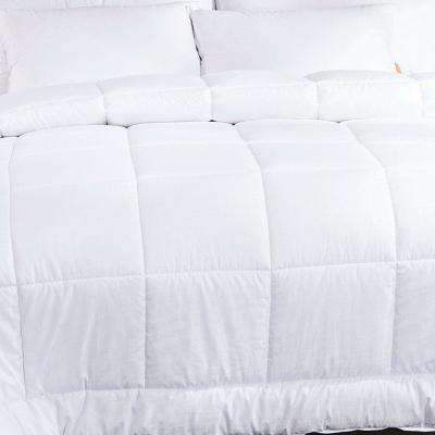 Ultra Warmth White King Down Alternative Comforter