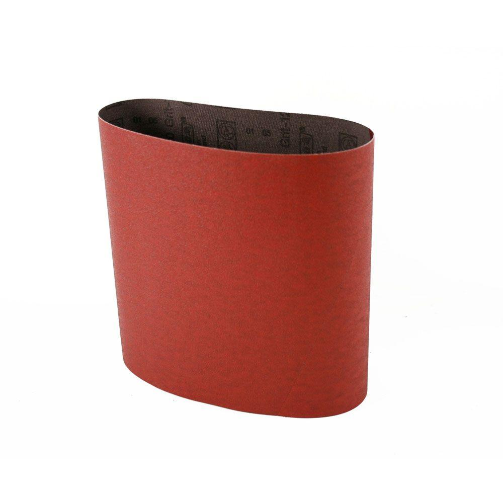8 in. x 19 in. 100-Grit Sanding Belt for EZ-8 Sanders