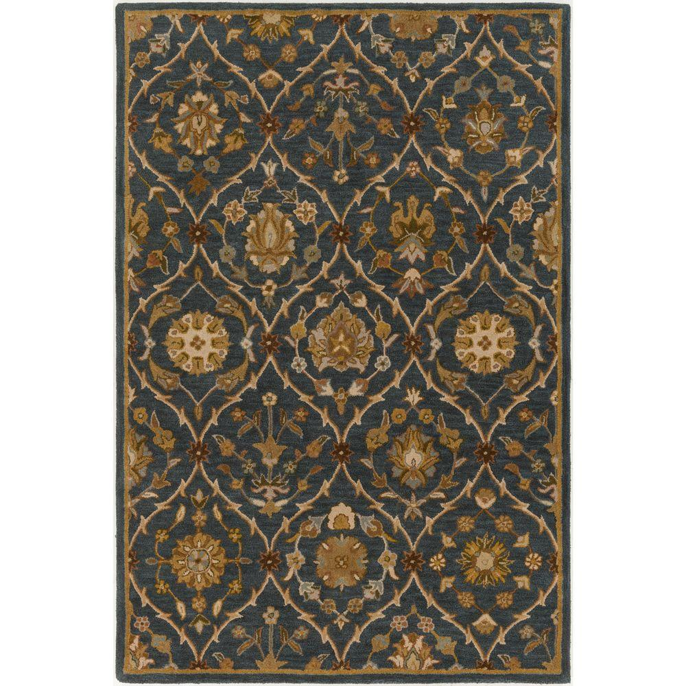 Middleton Alexandra Blue 2 ft. x 3 ft. Indoor Accent Rug