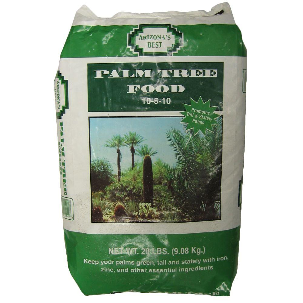 Arizona S Best 20 Lb Palm Tree Food Azb10049 The Home Depot