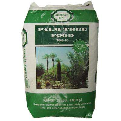 20 lb. Palm Tree Food