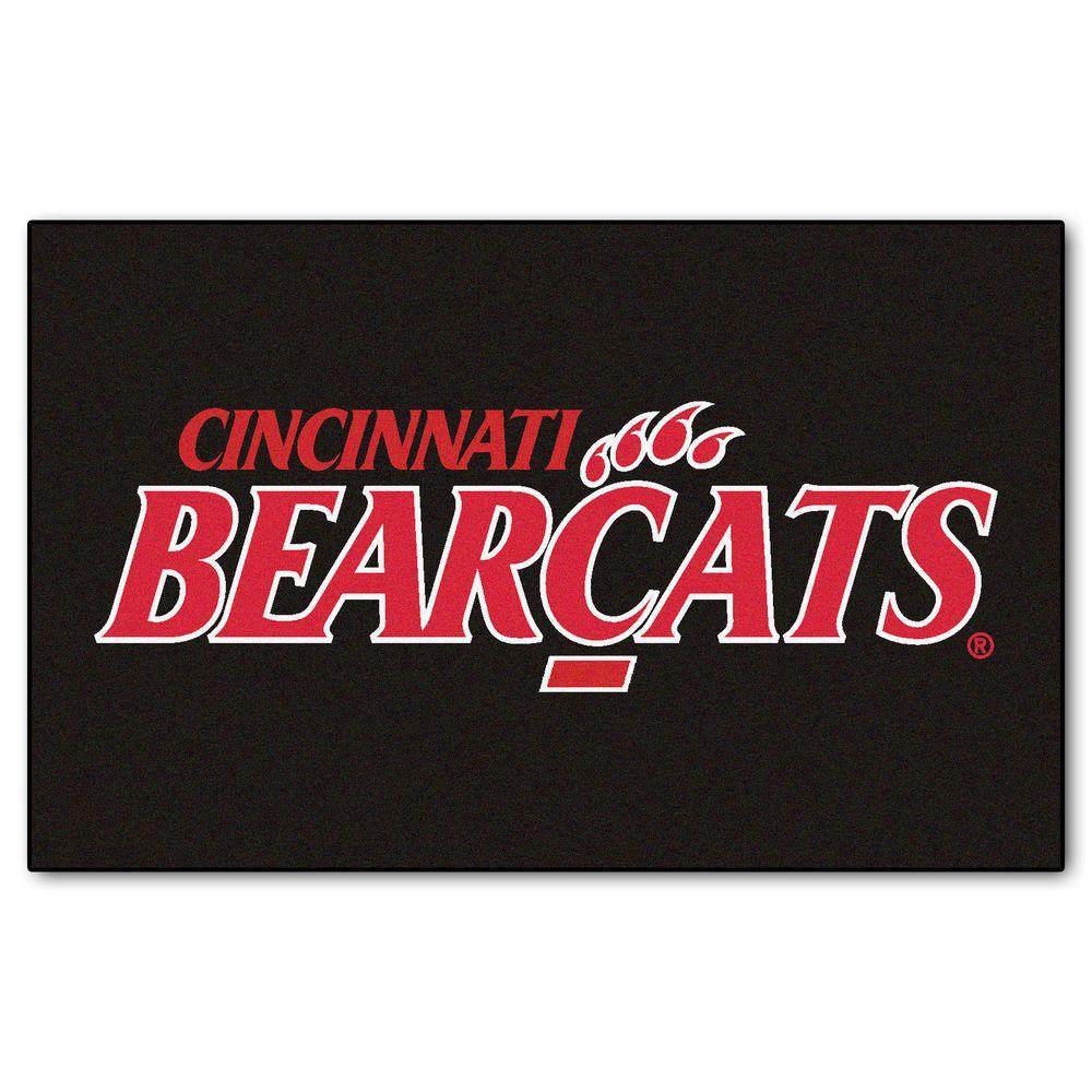 FANMATS University of Cincinnati 60 in. x 96 in. Ulti-Mat